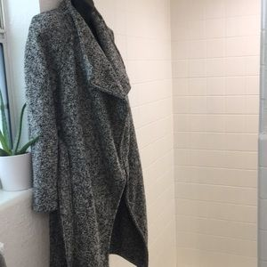 NWOT Bebe faux wool jacket